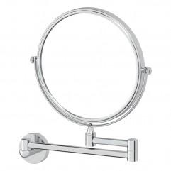 Косметическое зеркало двустороннее x2 (хром) (ARTWELLE) HAR 056