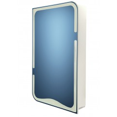 Зеркало-шкафчик без подсветки Cersanit BASIC LS-BAS