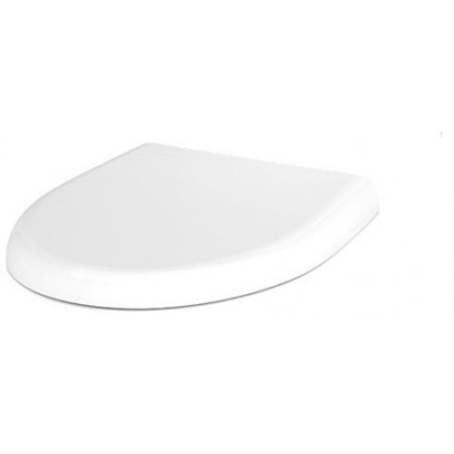 Быстросъемная крышка-сидение для унитаза Cersanit NATURE smooth с микролифтом, белый