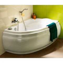 Ванна акриловая 150х95х58 Cersanit Joanna WA-JOANNA*150-R