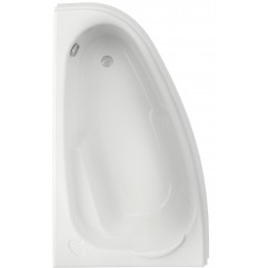 Ванна акриловая 160х95х58 Cersanit Joanna WA-JOANNA*160-L