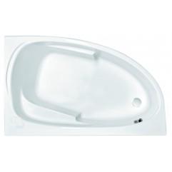 Ванна акриловая 160х95х58 Cersanit Joanna WA-JOANNA*160-R