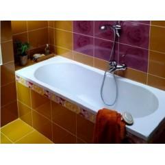 Ванна акриловая 150х70х45 Cersanit Nike WP-NIKE*150 с ножками