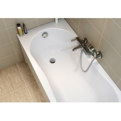 Ванна акриловая 160х70х45 Cersanit Nike WP-NIKE*160