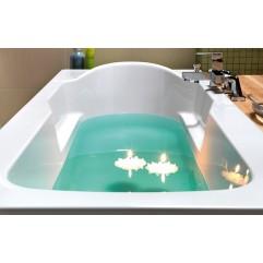 Ванна акриловая 170х70х42 Cersanit Santana WP-SANTANA*170 с ножками