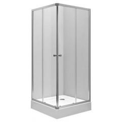 Душевой уголок IFO Silver 90х90х190 прозрачное стекло RP5290222003