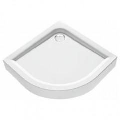 Поддон душевой радиальный IFO Silver 90x90x16.5, RP6116900000