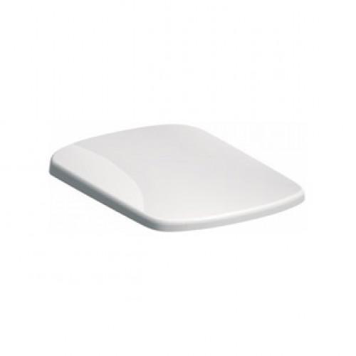 Крышка-сидение для унитаза прямоугольная IFO Spesial, дюропласт, метал. петли, крепление сверху