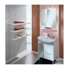 Комплект мебели для ванной Акватон Альтаир 65 белый