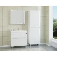 Комплект мебели для ванной Лондон 80 напольный