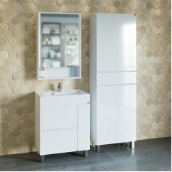 Комплект мебели для ванной Марс 65 напольный