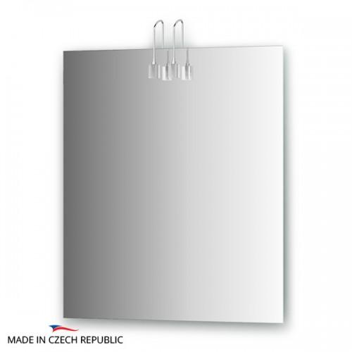 Зеркало с 2-мя светильниками 40 W ART-A2 0208