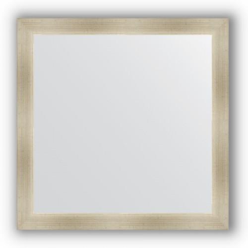 Зеркало в багетной раме - травленое серебро 59 mm BY 0667