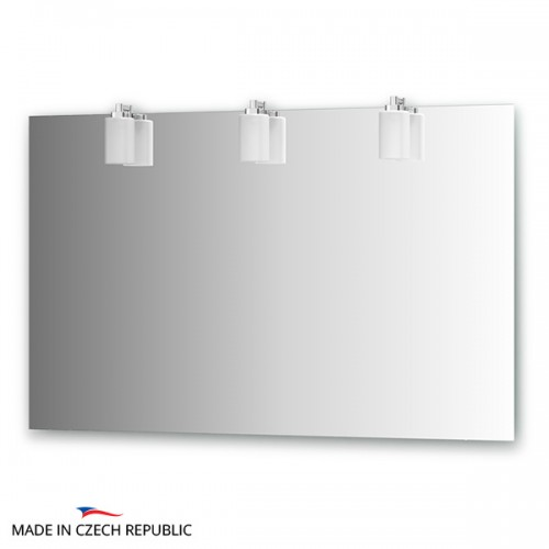 Зеркало с 3-мя светильниками 84 W TAN-A3 0215