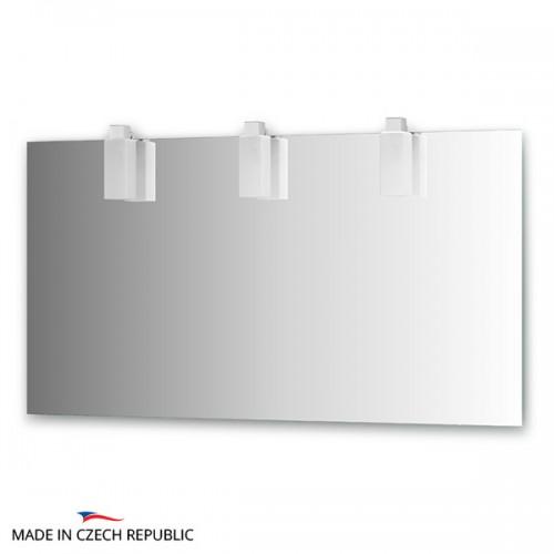 Зеркало с 3-мя светильниками 33 W RUB-B3 0217
