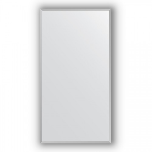 Зеркало в багетной раме - хром 18 mm BY 3289