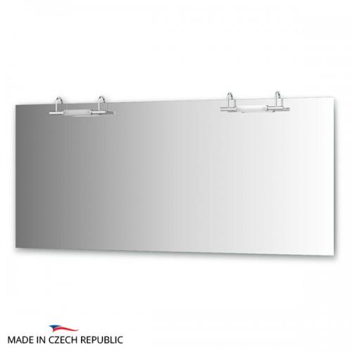Зеркало с 2-мя светильниками 160 W SPI-A2 0220