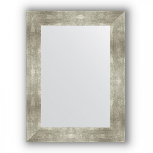 Зеркало в багетной раме - алюминий 90 mm BY 3058