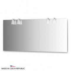 Зеркало с 4-мя светильниками 112 W LAG-A4 0219