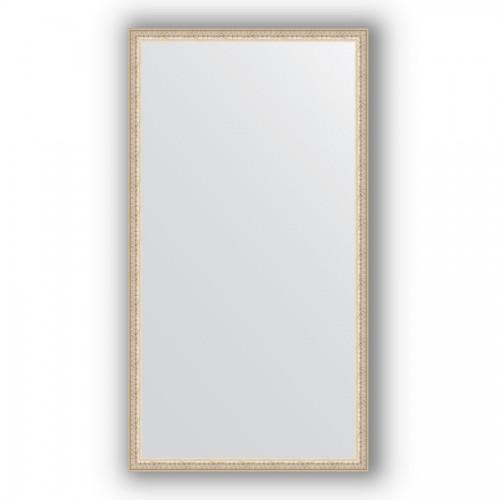 Зеркало в багетной раме - мельхиор 41 mm BY 1095