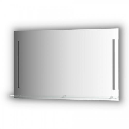 Зеркало с полочкой 120 cm с 2-мя встроенными LED-светильниками 11 W BY 2167