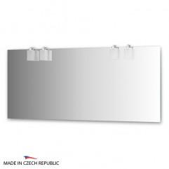 Зеркало с 4-мя светильниками 112 W BOL-A4 0220