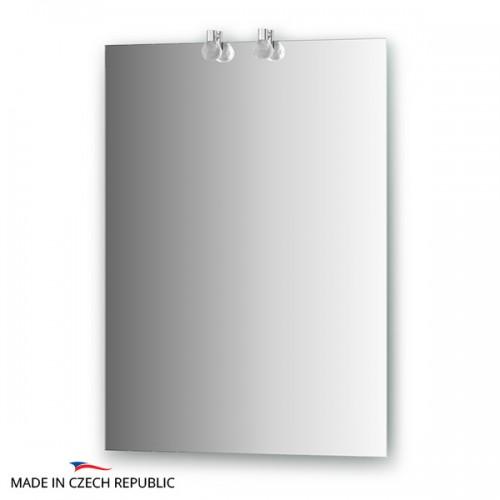 Зеркало с 2-мя светильниками 40 W CRY-B2 0206