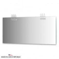 Зеркало с 6-ю светильниками 120 W CRY-A6 0219