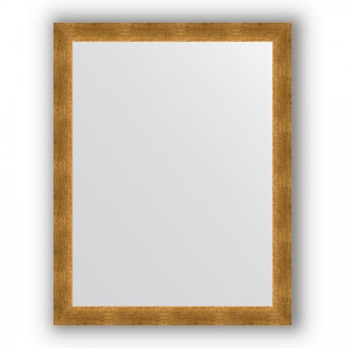 Зеркало в багетной раме - травленое золото 59 mm BY 0685