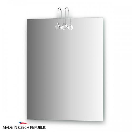 Зеркало с 2-мя светильниками 40 W CRY-C2 0207