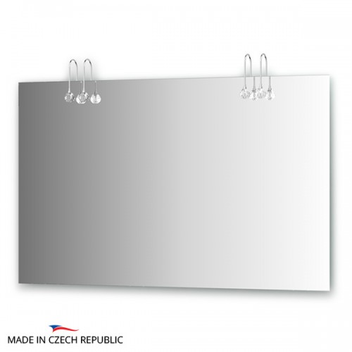 Зеркало с 4-мя светильниками 80 W CRY-C4 0215