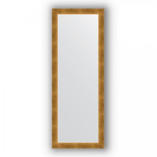 Зеркало в багетной раме - травленое золото 59 mm BY 0719
