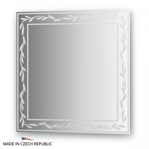Зеркало с орнаментом - ива CZ 0722