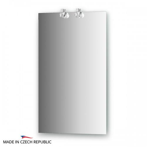 Зеркало с 2-мя светильниками 40 W CRY-D2 0204