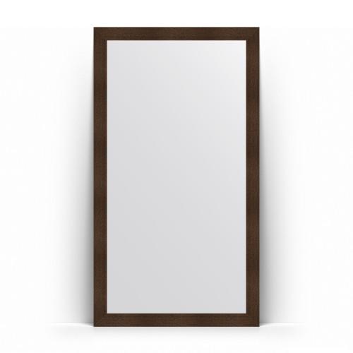 Зеркало напольное в багетной раме - бронзовая лава 90 mm BY 6022