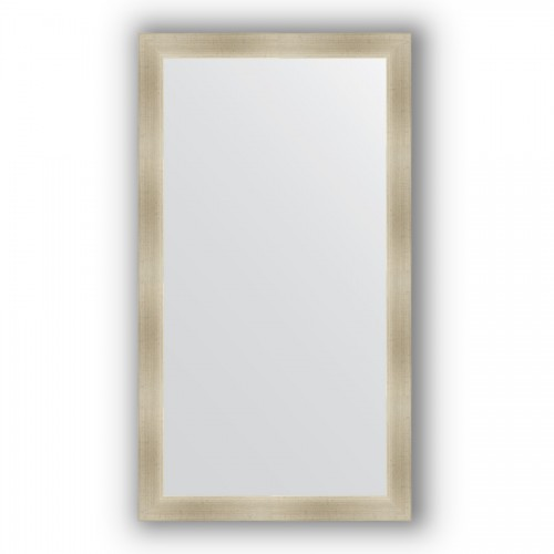 Зеркало в багетной раме - травленое серебро 59 mm BY 0735