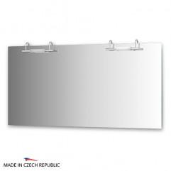Зеркало с 2-мя светильниками 160 W SPI-A2 0218