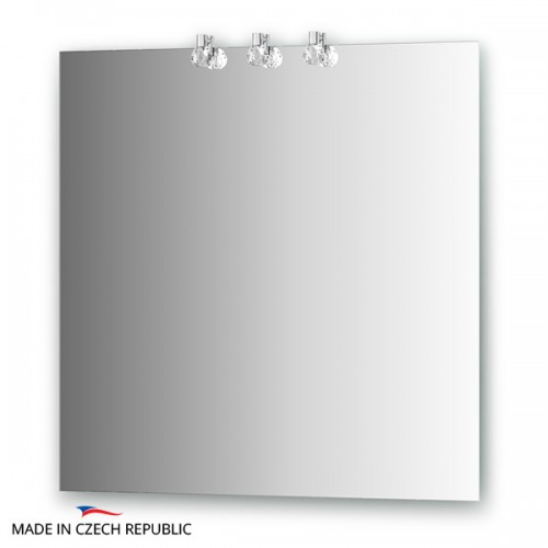 Зеркало с 3-мя светильниками 60 W CRY-D3 0210