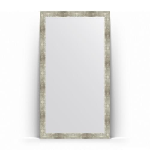 Зеркало напольное в багетной раме - алюминий 90 mm BY 6024