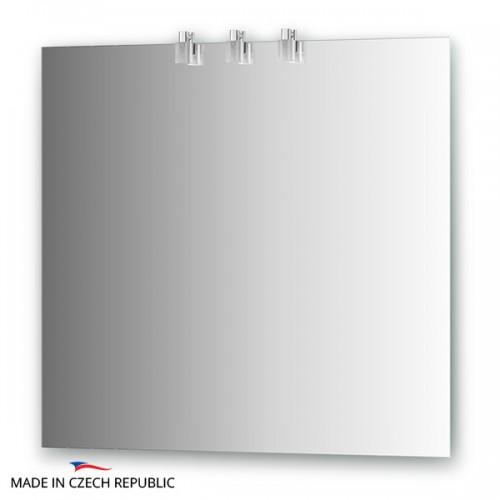 Зеркало с 3-мя светильниками 60 W ART-B3 0211