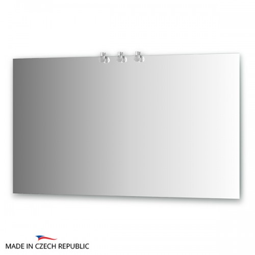Зеркало с 3-мя светильниками 60 W CRY-B3 0216