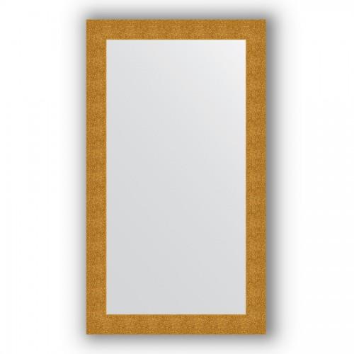 Зеркало в багетной раме - чеканка золотая 90 mm BY 3310