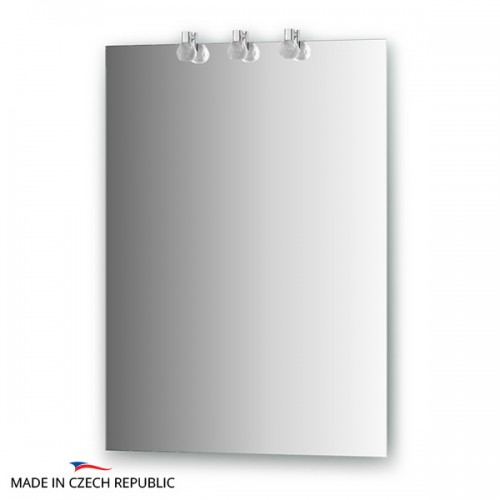 Зеркало с 3-мя светильниками 60 W CRY-B3 0206