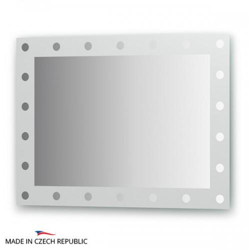 Зеркало с орнаментом - жемчуг CZ 0711