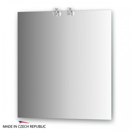 Зеркало с 2-мя светильниками 40 W CRY-B2 0209