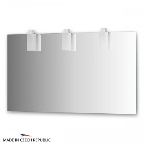 Зеркало с 3-мя светильниками 33 W RUB-B3 0216
