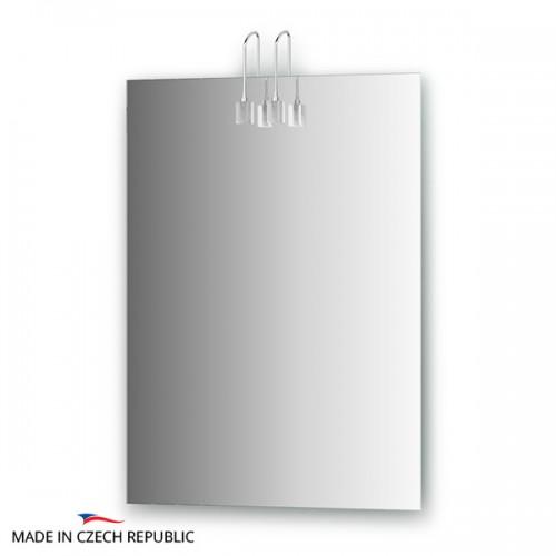 Зеркало с 2-мя светильниками 40 W ART-A2 0206