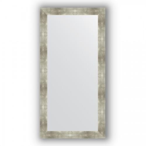 Зеркало в багетной раме - алюминий 90 mm BY 3346