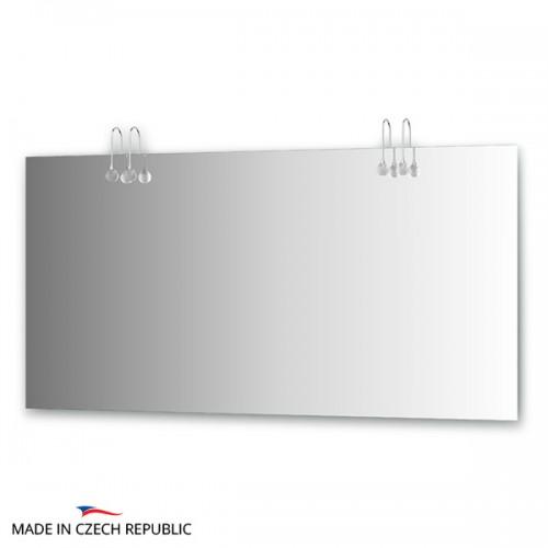 Зеркало с 4-мя светильниками 80 W CRY-A4 0218
