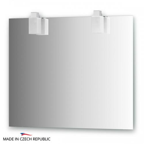 Зеркало с 2-мя светильниками 80 W RUB-A2 0212